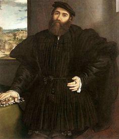 architect, Lorenzo Lotto