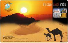 Discover Saudi Arabia with Al Tayyar Travel Group  http://www.altayyargroup.com
