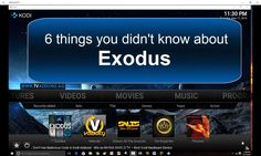 6 things you didn't know about Exodus... - YouTube