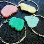 Pastel Stone Bracelet   Uncovet