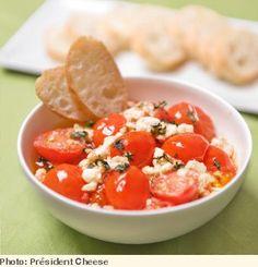 Feta And Tomato Dip | Oldways