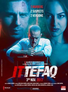 Directed by Abhay Chopra. With Sidharth Malhotra, Sonakshi Sinha, Akshaye Khanna, Kimberley Louisa McBeath. A detective seeks out the truth between two different stories of a crime scene. Movies 2017 Download, Detective, Alison Lohman, Dylan Mcdermott, Entertaining Movies, Movie Reels, Robin Tunney, Movies To Watch Online, Movies
