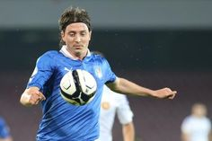 Riccardo Montolivo in Italia - Armenia.