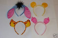 Pooh- Party Ears