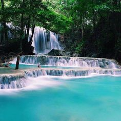 Matajitu Waterfall, Moyo Island, NTB . Indonesia © muhammad hanif
