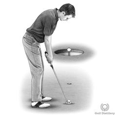 If you can sink everything from 3 feet and in, you'll really see your scores on the golf course drop. Here's a drill to help you with short putts. Putting Tips, Golf Putting, Putt Putt, Stick It Out, Golf Tips, Scores, Drill, Golf Courses, Sink