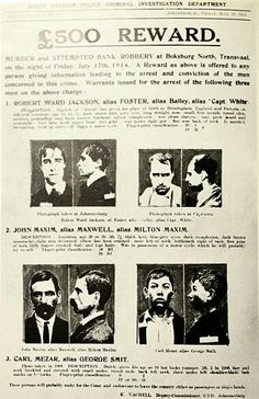 The foster gang. True Crime, Investigations, The Fosters, History, South Africa, Movie Posters, Memories, Memoirs, Historia
