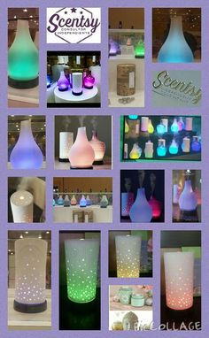 New Scentsy Diffusers. Tracy Todaro Independent Scentsy Consultant. Follow me on Facebook and shop at https://pjswicklessscents.scentsy.us/