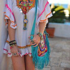 I am a free spirited boho girl, dreamer, fashion enthusiast, travel lover, positive thinker and creative soul. Simple Outfits, Boho Outfits, Classy Outfits, Trendy Outfits, Fashion Outfits, Fashion Styles, Gypsy Style, Boho Gypsy, Bohemian Style