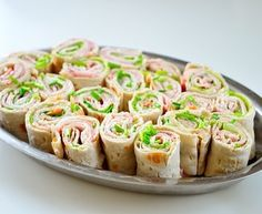 Sushi Rolls, Appetisers, Wok, Lchf, Afternoon Tea, Betta, Buffet, Picnic, Snacks