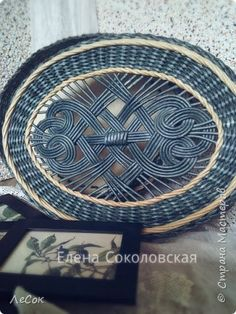 Поделка изделие Плетение Очередной выкрутасик Бумага газетная фото 3