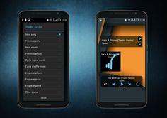 BaseMP shake control & widgets