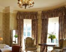 Wyck Hill House Hotel & Spa is a wonderful base to explore the Cotswolds, close to Bourton-on-the-Water, Broadway and Chipping Camden Stow On The Wold, House On A Hill, Hotel Spa, Beautiful Bedrooms, Camden, Broadway, Base, Curtains, Explore
