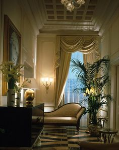 St. Regis Grand Rome | built in 1894 as the first deluxe hotel in Rome | Designer Suite entrance