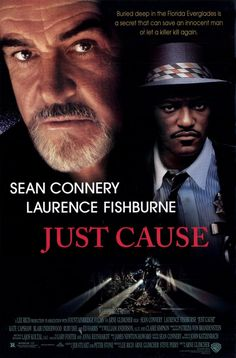 Just Cause (1995) Blair Underwood played the role of Bobby Earl.