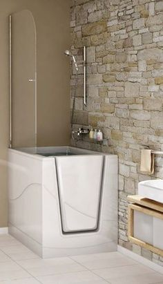 Walk-in bathtub for the disabled IDEA: VS005 Thermomat Srl