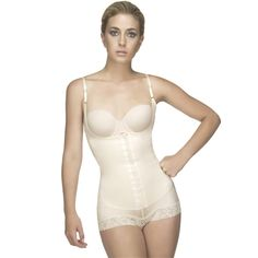 43aff2711f This corselette body shaper will flatten your midsection and shape your body  while you wear it