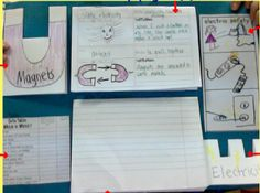 Stuff Students Say and Other Classroom Treasures: Electricity and Circuits Lapbooks