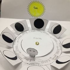 Universe Astronomy From teacher at Region XIII (Texas) wkshp, Portal to the Universe. She used it to help kids see themselves INSIDE the earth-moon model for lunar phases. 8th Grade Science, Middle School Science, Elementary Science, Science Experiments Kids, Science Classroom, Science Fair, Science Lessons, Teaching Science, Science Education