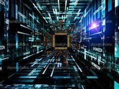 Digital Electronics Wallpaper