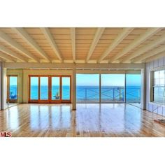 19214 Pacific Coast Hwy, Malibu, CA 90265 - 3 beds/3 baths ❤ liked on Polyvore featuring rooms, empty rooms, backgrounds, home and interiors