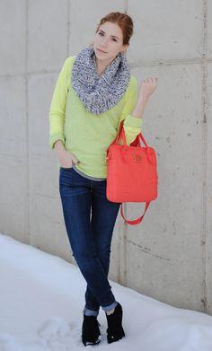 A Little Winter Color.