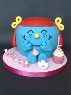 little miss cake