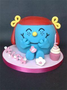 Little Miss Sunshine Cake Yummy Pinterest Sunshine Cake - Little miss birthday cake