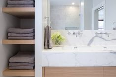 ATD Contractors builds high quality custom homes, and performs home renovations in Ontario. Contact us for a quote on your custom home project! Victoria, Custom Homes, Home Projects, Marble, Bathtub, Mirror, Bathrooms, Furniture, Condo
