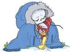 myrobotlandlord: cold bones