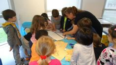 IDEA@thebass Summer Art Camp Session 2 Miami Beach, Florida  #Kids #Events