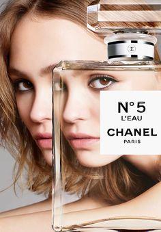 Lily-Rose Depp estrela campanha e fashion film do novo perfume da Chanel, N°5…