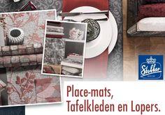 #StolkerEnschede  PLACE-MATS, TAFELKLEDEN en LOPERS. Gezellig samenzijn met familie en vrienden wordt komende feestdagen nog leuker met mooie gedekte tafel.  Niet alleen bij een diner, maar ook bij ontbijt en lunch. Speels, klassiek of heel bloemig, met uw fantasie en onze collecties #placemats #tafelkleden en #lopers kunt u de mooiste tafel dekken.  Profiteer nu van ruime keuze Place-mats met een Kerst thema.  #Stolker #Enschede #Haverstraatpassage #Enschede (centrum)