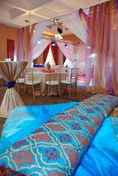 We are a Jacksonville, FL event planning & rental company specializing in events of all types and sizes. Moroccan Theme, Free Quotes, Event Planning, Decorating Ideas, Textiles, Weddings, How To Plan, Patterns, Beautiful