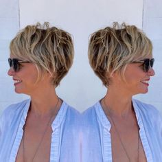 messy short hairstyles Over 50 - www. - Hair Styles For Women Edgy Short Hair, Edgy Hair, Short Hair Cuts For Women, Classic Hairstyles, Hairstyles Over 50, Short Hairstyles For Women, Funky Hairstyles, Formal Hairstyles, Amazing Hairstyles