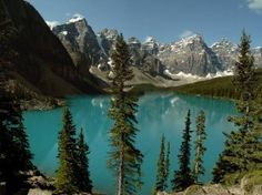 Top 10 RV destinations according to Woodall's Camping Blog. Some of the most scenic spots in North America!