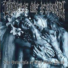 Cradle Of Filth - The Principe Of Evil Made Flesh (1994)