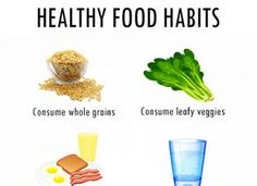 10 HEALTHY FOOD HABITS FOR HEALTHY LIFESTYLE
