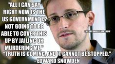 """Edward Snowden. Hope he stays safe because to many are dying of """"heart attacks, car accidents and other way also. """"  Hmmmm.??"""