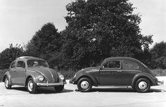 1959' VW Beetle 1200 Press Photo
