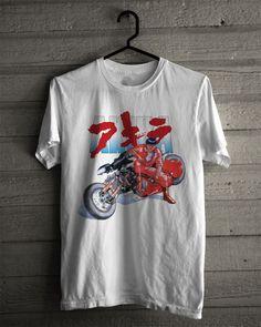 33f0d3ab840 12 Best Vintage 80s Akira shirt tees images