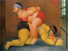 Botero's Abu Ghraib paintings