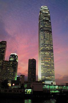 Hong Kong, International Finance Center Gratte Ciel, Lieux Mystérieux,  Dubaï, Hong Kong 0bdd942d8fdc