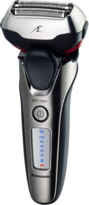 Der Panasonic ES-LT6N-S803 ist ein innovativer Nass- und Trockenrasierer, der sich optimal den Gesichtskonturen anpasst. https://www.plus.de/p-1637634000?RefID=SOC_pn