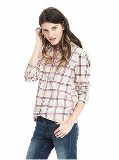 Women's Apparel: blouses & shirts | Banana Republic