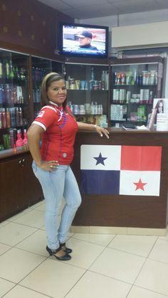 Viva mi Panamá.
