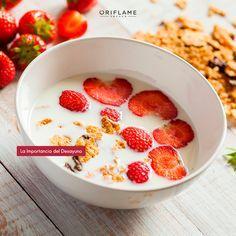 Tu cuerpo soporta máximo 8 horas sin alimento. Luego de eso, almacenará grasa para utilizarla como fuente de energía. ¡Por eso debemos tener cuidado con saltar el desayuno!