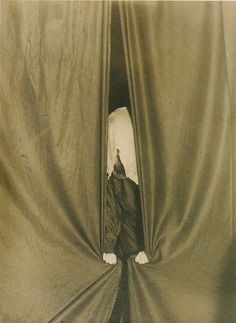 Albert von Schrenck-Notzing, Photograph of the medium Eva C. Magic Roundabout, Spirit Photography, How To Disappear, Daguerreotype, Deep Space, Black And White, Instagram Posts, Medium, Horoscopes