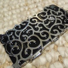 Nouveau Art Case Silver now featured on Fab. Think I MUST have this!