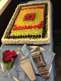 La torta Gran Galà 17/7/2013 Fruit, Big Cakes, Presents